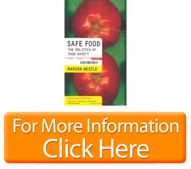 Safe Food The Politics of Safety California Studies in ...